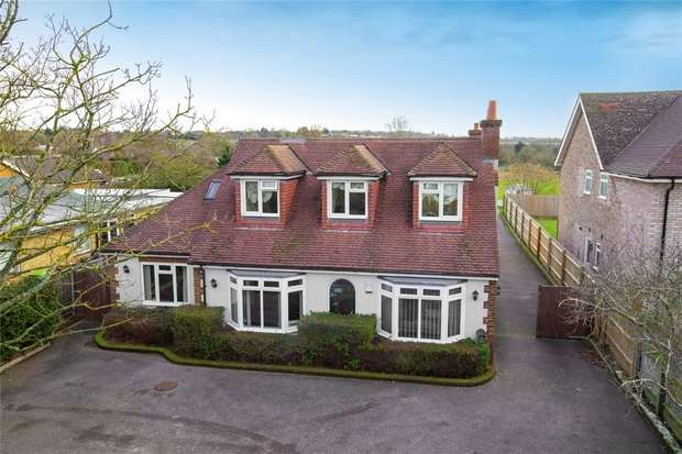 6 Bedrooms Chalet House for sale in Hookhams Lane, Renhold, Bedford