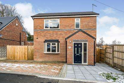4 Bedrooms Detached House for sale in Dingle Street, Off Ashtree Road, Oldbury, West Midlands