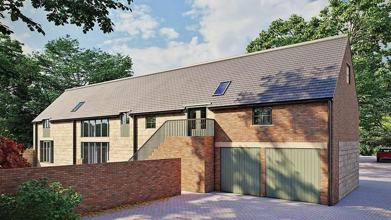 5 Bedrooms Barn Conversion Character Property for sale in Highfield Farm, Palterton, Chesterfield