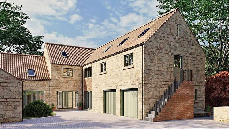 6 Bedrooms Detached House for sale in Highfield Farm, Palterton, Chesterfield