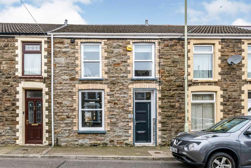2 Bedrooms Terraced House for sale in Whitefield Street, Ton Pentre, Pentre