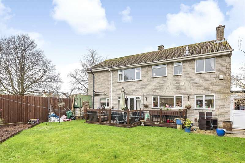 4 Bedrooms House for sale in Vicarage Road, Wookey, Wells, Somerset, BA5