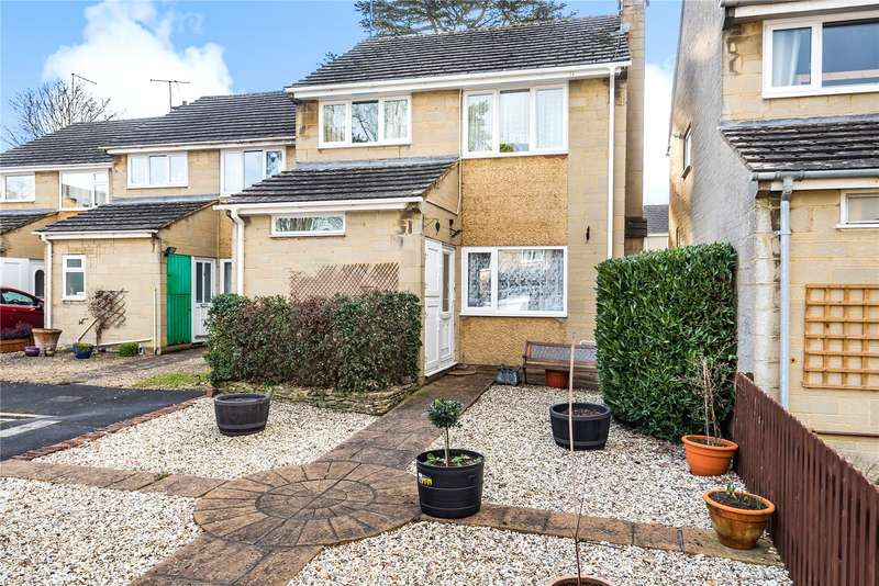 3 Bedrooms Detached House for sale in The Ferns, Tetbury, GL8