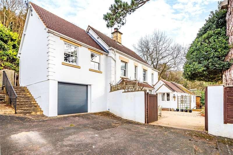 4 Bedrooms Detached House for sale in Watledge, Nailsworth, Stroud, GL6
