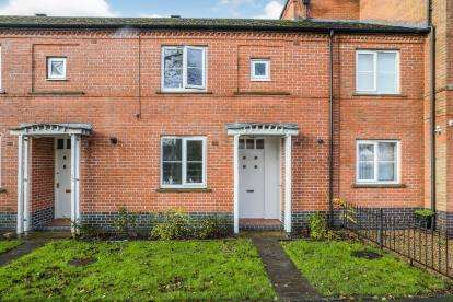 3 Bedrooms Terraced House for sale in Lyndale Court, Winsford, Cheshire