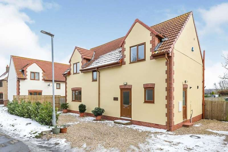 4 Bedrooms Detached House for sale in Fockerby, Garthorpe, Scunthorpe, Lincolnshire, DN17