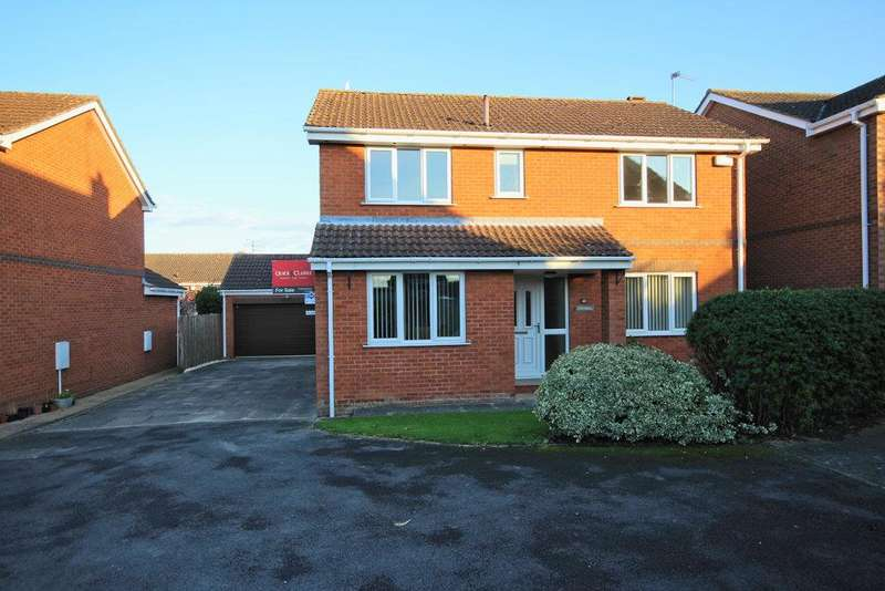4 Bedrooms Detached House for sale in Manor Garth, Skidby, Cottingham