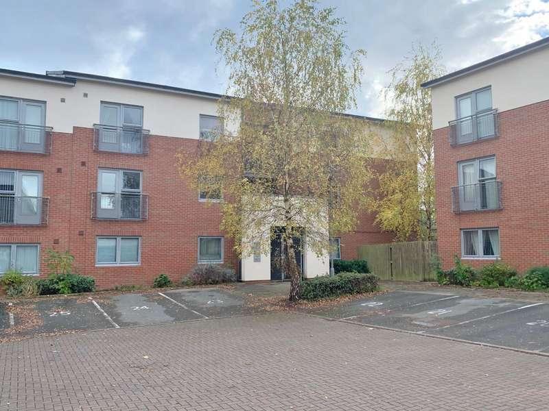 2 Bedrooms Flat for sale in Denbigh Court, Castlefields, Runcorn
