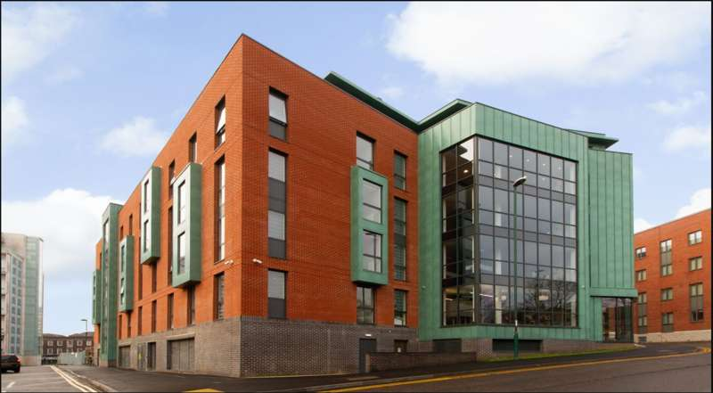 1 Bedroom Studio Flat for rent in Curzon Street, Nottingham