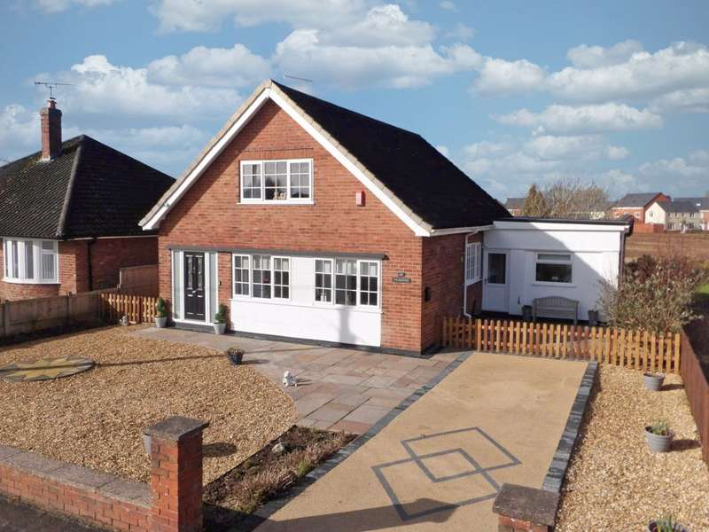 3 Bedrooms Property for sale in Stock Lane, Wybunbury, Cheshire