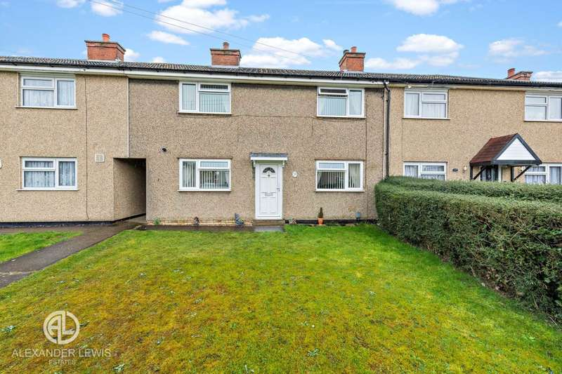 3 Bedrooms Terraced House for sale in High Street, Arlesey, SG15 6SN