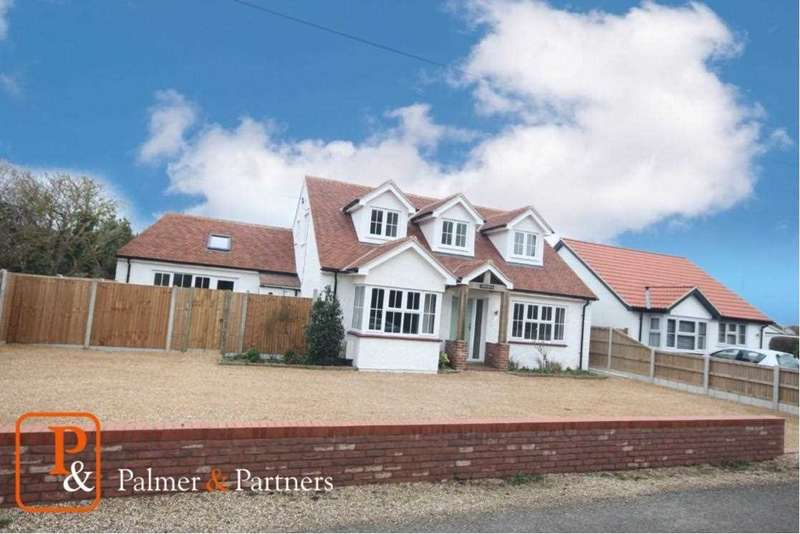 4 Bedrooms Cottage House for sale in Farndon, Pork Lane, Great Holland
