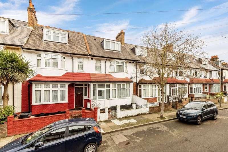 4 Bedrooms Terraced House for sale in Edencourt Road, Furzedown, London