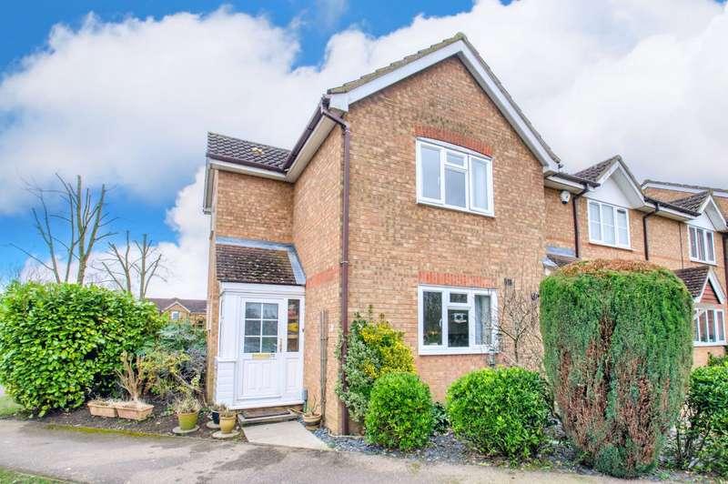 3 Bedrooms End Of Terrace House for sale in Morecambe Close, Stevenage, Hertfordshire, SG1