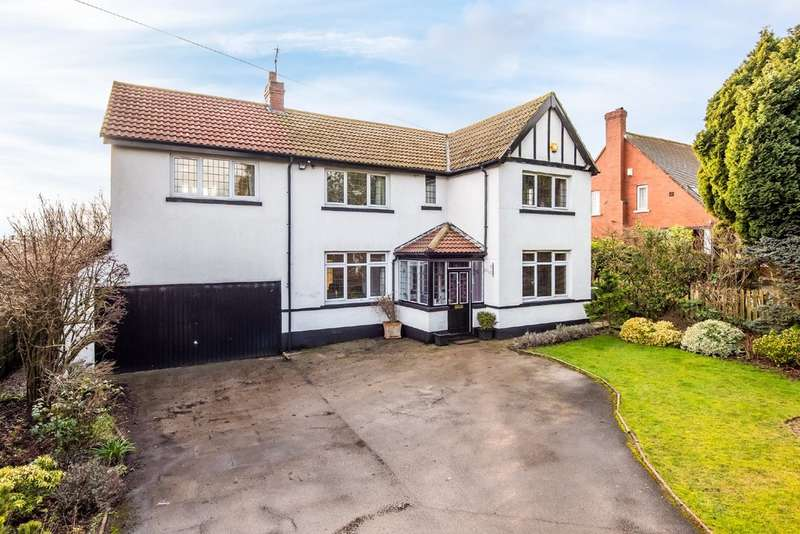 5 Bedrooms Detached House for sale in Old Lane, Bramhope