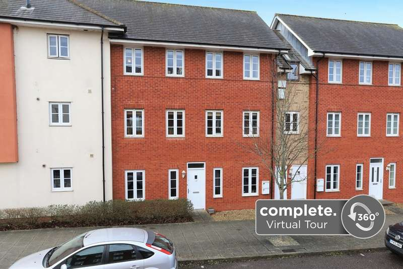 2 Bedrooms Flat for sale in River Plate Road, Exeter