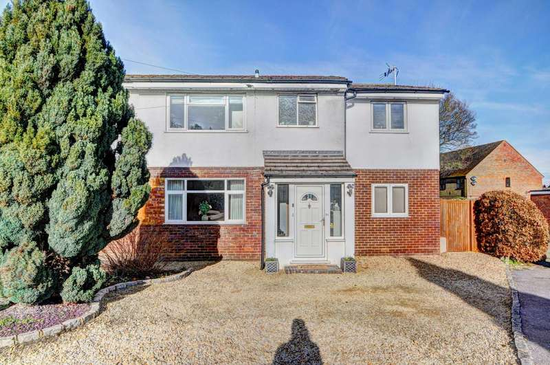 4 Bedrooms Semi Detached House for sale in Bell Lane, Princes Risborough