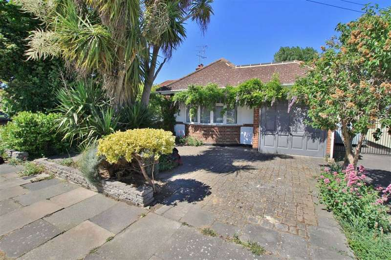 4 Bedrooms Semi Detached Bungalow for sale in Vardon Drive, Leigh-On-Sea, Essex