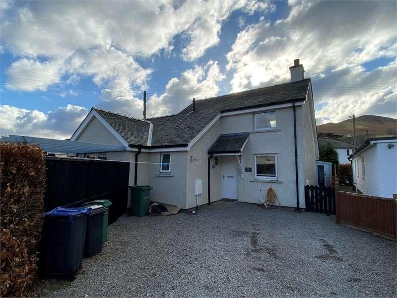 3 Bedrooms Detached Bungalow for sale in Orchard End, Scotgate Bungalows, Braithwaite, KESWICK, Cumbria