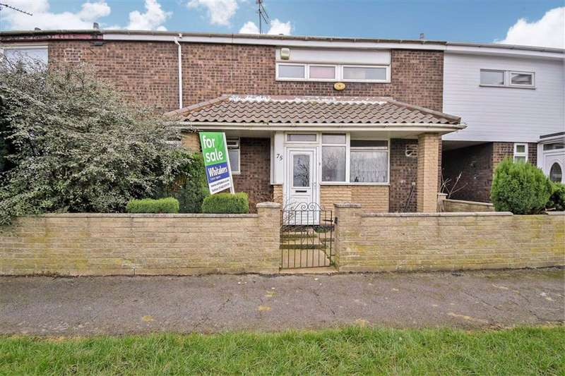 2 Bedrooms End Of Terrace House for sale in Perran Close, Hull, HU7