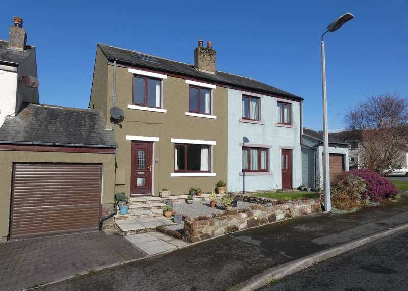 4 Bedrooms Semi Detached House for sale in Townfield Close, Ravenglass, CA18 1SL