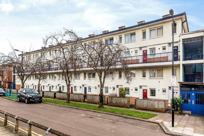 2 Bedrooms Flat for sale in Abinger Grove, Deptford
