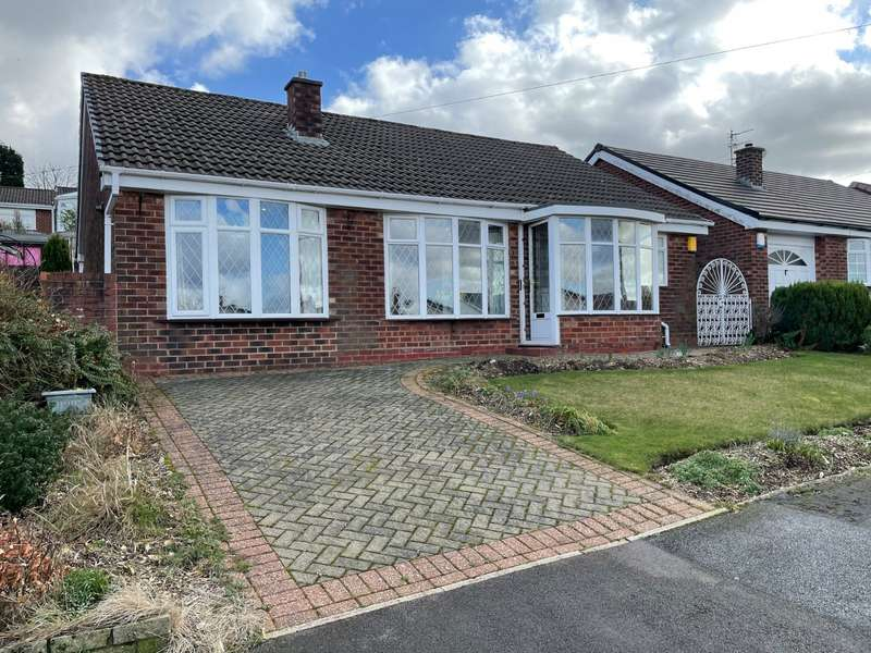 4 Bedrooms Detached Bungalow for sale in Greenside Close, Dukinfield, Cheshire, SK16