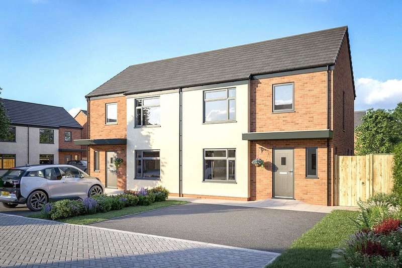 3 Bedrooms Semi Detached House for sale in Roland Road, South Reddish, Stockport, SK5