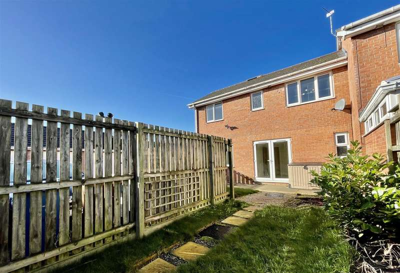 3 Bedrooms Mews House for sale in Hardy Court, Lytham