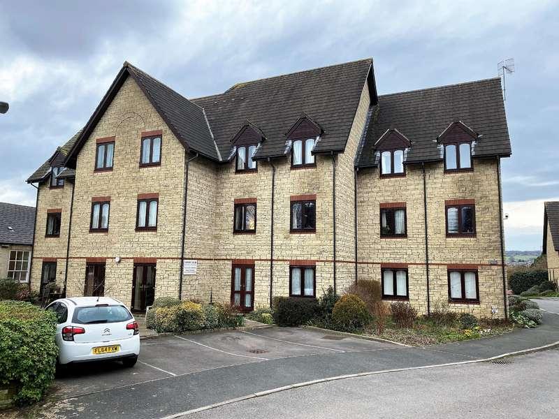 1 Bedroom Flat for sale in Wesley Court, Stroud, GL5 1DS
