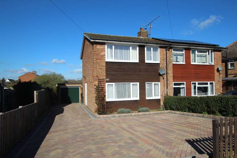 3 Bedrooms Semi Detached House for sale in Potton Road, Biggleswade, SG18
