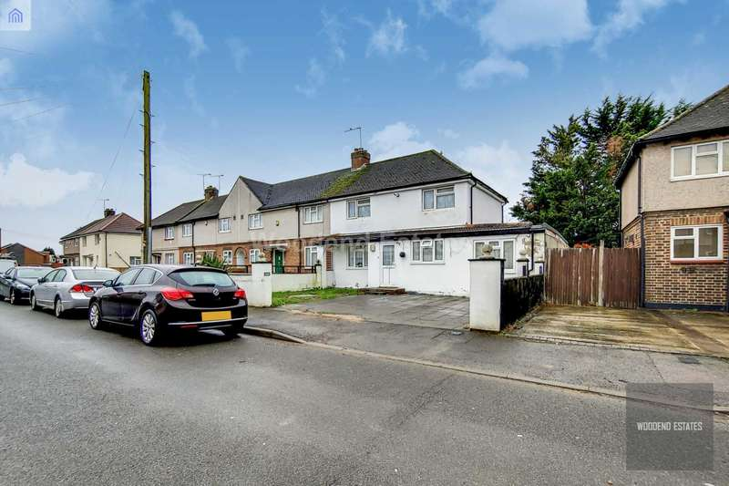 3 Bedrooms Semi Detached House for sale in West Road, West Drayton