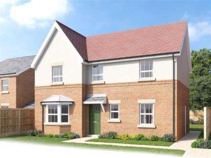 4 Bedrooms Detached House for sale in Hilltop Mews, Newton Drive, Accrington, BB5