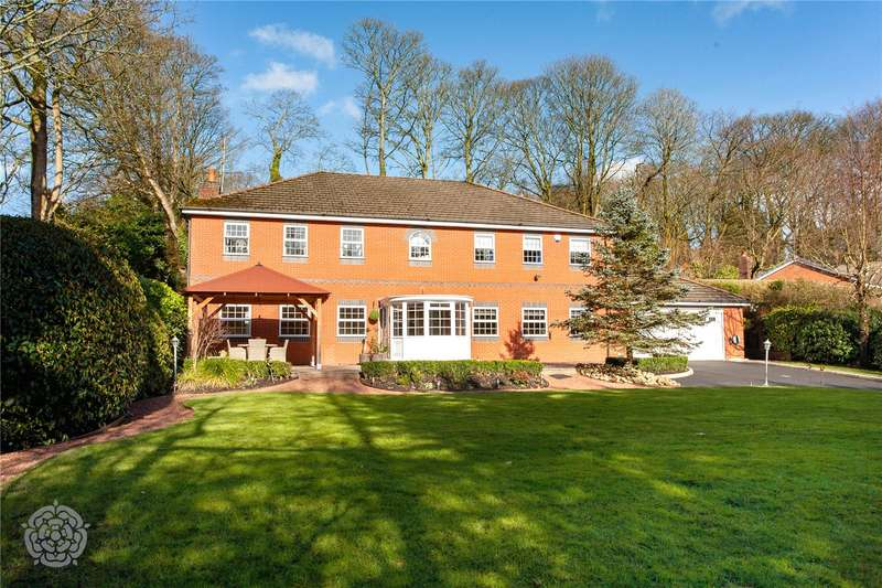 5 Bedrooms Detached House for sale in High Bank Lane, Lostock, Bolton, Greater Manchester, BL6