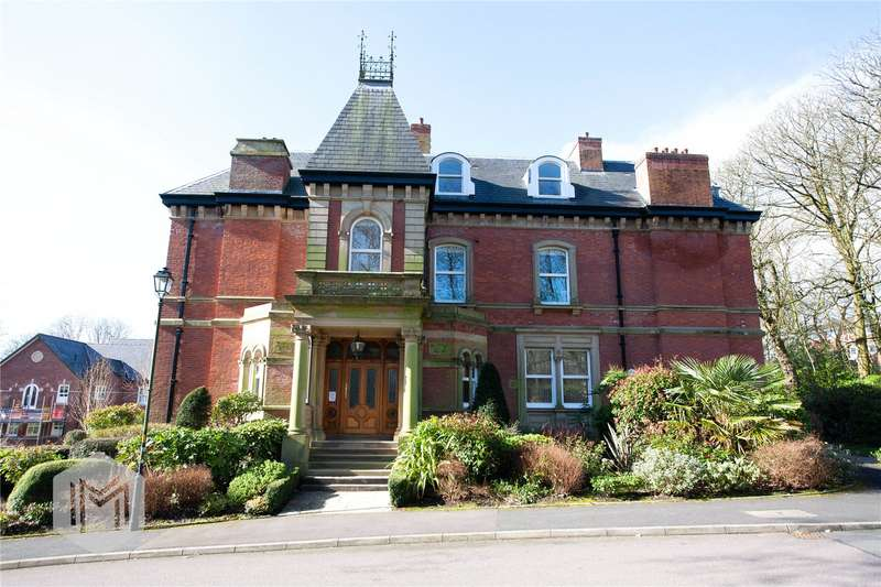 2 Bedrooms Flat for sale in Clevelands Drive, Bolton, Lancashire, BL1