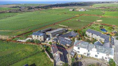 5 Bedrooms Detached House for sale in St. Buryan, Penzance, Cornwall