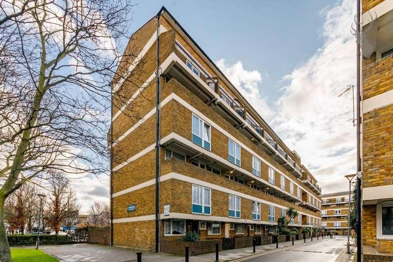 3 Bedrooms Maisonette Flat for sale in St. Stephens Road, London