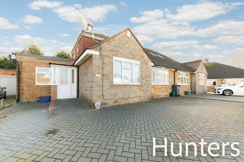 6 Bedrooms Semi Detached Bungalow for sale in Grange Close, Hounslow, TW5