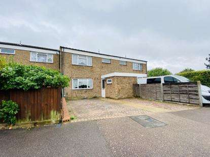 3 Bedrooms Terraced House for sale in Southern Way, Letchworth Garden City, Herts, England