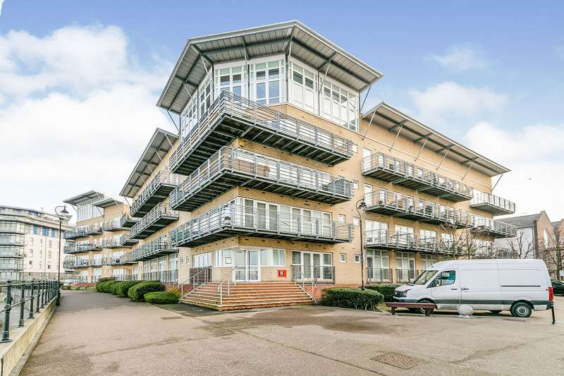 2 Bedrooms Apartment Flat for sale in Portland Place, Greenhithe, Kent, DA9