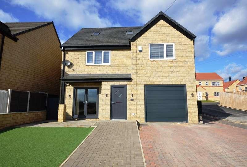 4 Bedrooms Detached House for sale in Birch Way, Pontefract