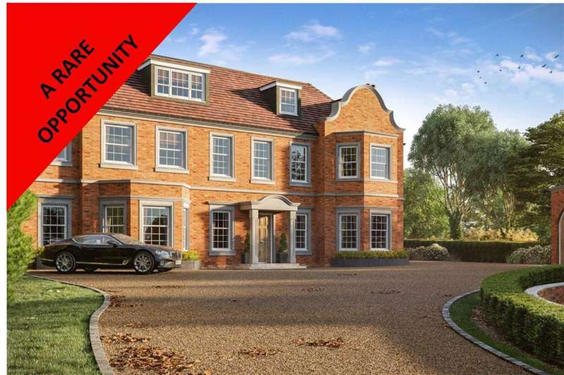 Property for sale in Hadley Common, Hadley Wood, Hertfordshire