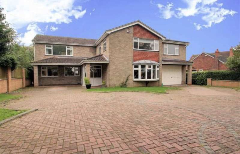 5 Bedrooms Detached House for sale in Fen Road, Lincoln, Lincolnshire, LN4
