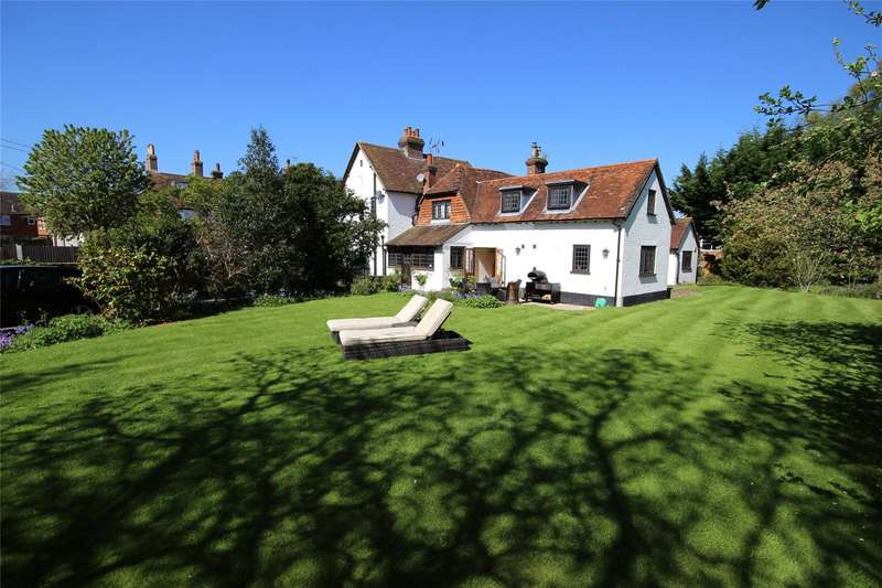 6 Bedrooms Detached House for sale in London Road, Holybourne, Alton, Hampshire, GU34