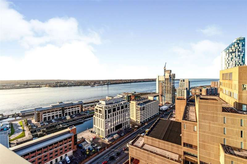 3 Bedrooms Apartment Flat for sale in Rumford Place, Liverpool, Merseyside, L3