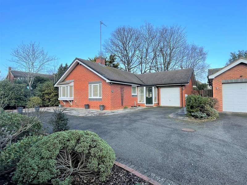 3 Bedrooms Detached Bungalow for sale in Tavistock Avenue, Ampthill, Bedfordshire, MK45