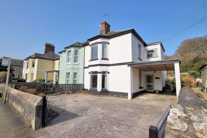 4 Bedrooms Property for sale in DELIGHTFUL & DECEPTIVELY SPACIOUS HOME - TAVISTOCK