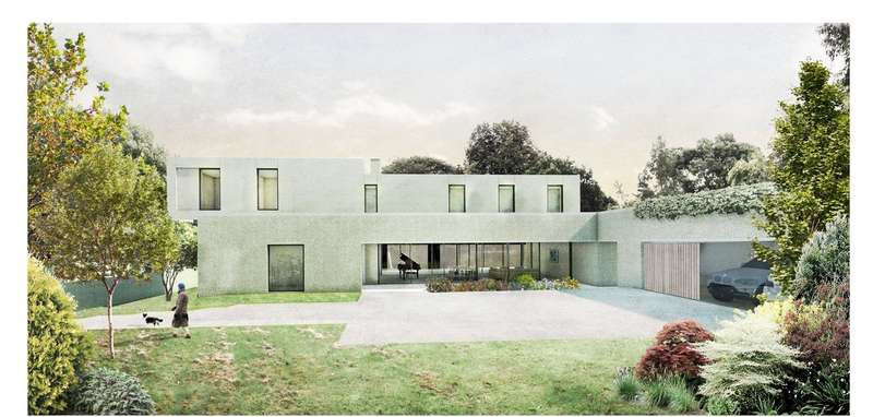 5 Bedrooms Detached House for sale in Midford Lane, Limpley Stoke, Bath, BA2