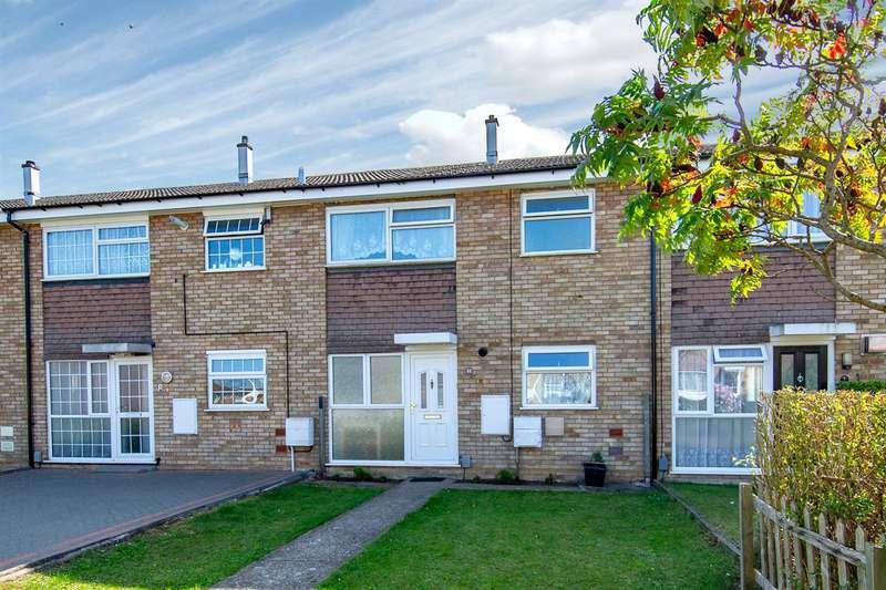 3 Bedrooms Terraced House for sale in Hinton Walk, Houghton Regis, Bedfordshire