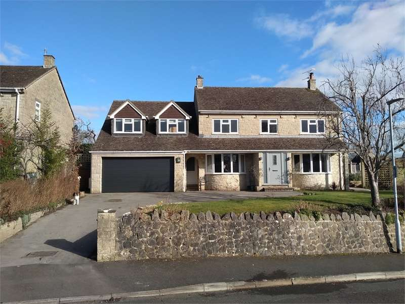 4 Bedrooms Detached House for sale in 8 Gogs Orchard, WEDMORE, Somerset